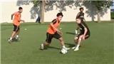 Real Madrid: 'Messi Nhật Bản' Takefusa Kubo phô diễn tài năng trước đàn anh