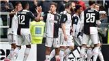 Juventus 2-0 Brescia: Không Ronaldo, Juve vẫn thắng, trở lại ngôi đầu Serie A