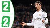 Real Madrid 2-2 Celta Vigo: Hòa đáng tiếc, Real Madrid chỉ hơn Barca đúng 1 điểm