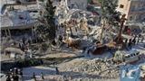 Liên quân do Mỹ đứng đầu không kích Syria khiến hàng chục dân thường thiệt mạng