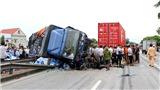Tai nạn thảm khốc trên quốc lộ 5 làm 6 người chết, 2 người bị thương