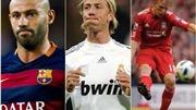 Đội hình 11 ngôi sao tài năng nhưng không bao giờ được ca ngợi xứng đáng