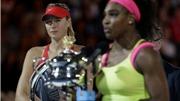 Sự nghiệp của Sharapova và nỗi ám ảnh mang tên Serena Williams