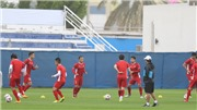 HLV Park Hang Seo lo cho Trọng Hoàng