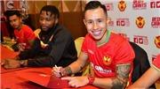 Trung vệ Michal Nguyễn: 'Nếu có cơ hội tôi muốn được làm việc với HLV Park Hang Seo'
