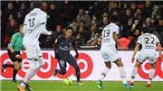 NGOẠN MỤC: Neymar solo qua 6 cầu thủ trước khi ghi bàn