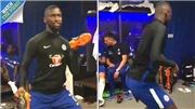 Rudiger 'quẩy' cực sung trong ngày Chelsea vô địch FA Cup
