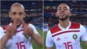 Tuyển thủ Morocco bức xúc chửi 'VAR thật nhảm nhí'