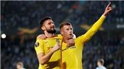 Video Malmo 1-2 Chelsea: Barkley và Giroud giữ lại ghế cho Sarri
