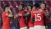 Video Nhật Bản 0-4 Chile: 'Samurai xanh' thảm bại trong trận ra quân