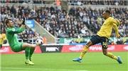 VIDEO Newcastle 0-1 Arsenal: Aubameyang giúp 'Pháo thủ' khởi đầu thuận lợi