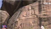 VIDEO Phục dựng thành công tượng đại phật tại Pakistan