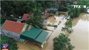 VIDEO: 8 người chết và mất tích do mưa lũ sau bão số 4