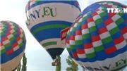 Rực rỡ lễ hội khinh khí cầu tại Séc