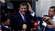 Cựu tổng thống Peru tự sát trước nghi vấn hối lộ