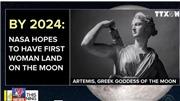 NASA sẽ đưa người phụ nữ đầu tiên lên mặt trăng