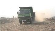 Báo động núi rác tại New Delhi sẽ cao hơn 70 mét