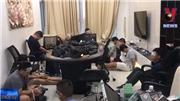 VIDEO: Triệt phá sòng bạc quy mô lớn tại chung cư cao cấp ở TP.HCM