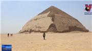 Ai Cập mở cửa 2 kim tự tháp cổ