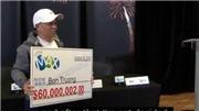VIDEO: Người gốc Việt trúng sổ xố 1.300 tỷ đồng tại Canada