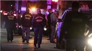 Mỹ: Cảnh sát thiệt mạng trong vụ đấu súng với nghi phạm