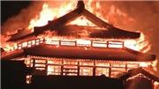 VIDEO: Hỏa hoạn tại thành cổ ở Nhật Bản