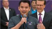 Thầy giáo gốc Việt giành giải thưởng giáo dục Mỹ