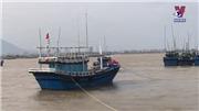 Phú Yên cấm biển và cho học sinh nghỉ học tránh bão