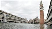Tình trạng ngập lụt tại Venice, Italy ngày càng trầm trọng