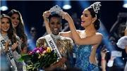 VIDEO: Người đẹp Nam Phi là Hoa hậu Hoàn vũ 2019