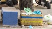 Vứt khẩu trang bừa bãi có thể bị phạt đến 7 triệu đồng