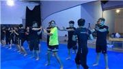 Hoa hậu H'Hen Niê bắt đầu 'luyện võ công' để đóng phim hành động '578'