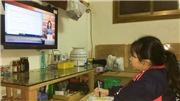 Chi tiết bài giảng môn học các cấp 'Học trên truyền hình' của Hà Nội