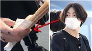 Tranh cãi thật giả về hình xăm trên tay Jungkook BTS và câu chuyện cảm động phía sau