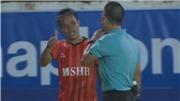 VIDEO, HAGL-Đà Nẵng 2-1: Trọng tài Hoàng Ngọc Hà được khen 'Anh hay lắm'