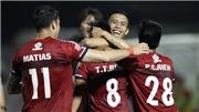 Trực tiếp bóng đá: Nam Định đấu với TPHCM (17h00 hôm nay). Xem bóng đá Việt Nam