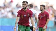 Bồ Đào Nha mất cân bằng vì Bruno Fernandes