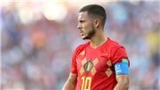 Tuyển Bỉ: Chờ Hazard tái sinh ở EURO 2020