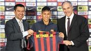 Barcelona thoát khỏi kiện tụng liên quan tới Neymar