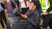 Tuổi già đầy lo âu của Pele
