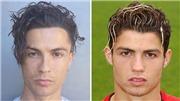 """Cristiano Ronaldo lại có tóc mới: Câu chuyện về kiểu tóc """"thương nhớ"""" MU"""