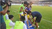 Đình Trọng, Văn Đức chấn thương: Cầu thủ phải biết cách bảo vệ bản thân!
