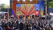 BTS bận rộn với các màn diễn trên truyền hình Mỹ, 'biến' thành Beatles