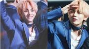 V BTS tiết lộ 'người hùng' đời thực, ủng hộ anh trong mọi quyết định