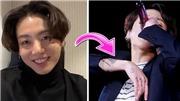 Jungkook BTS phản hồi bình luận của fan về những hình xăm trên cánh tay