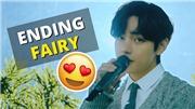 Fan mãn nguyện với chàng trai kết màn V BTS trong 'MTV Unplugged'