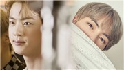 Jin BTS đẹp trai 'vô đối' nhưng vẫn cảm thấy bất ổn về bản thân