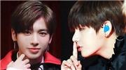 Các nam thần K-pop 'đốn tim' fan với vẻ ma cà rồng gợi cảm: V BTS, Taehyun TXT...