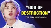 BTS: 'Thánh phá' RM vẫn không ngừng 'hậu đậu'