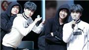 Fan lo Suga, V BTS chấn thương sau màn diễn tại MAMA 2019